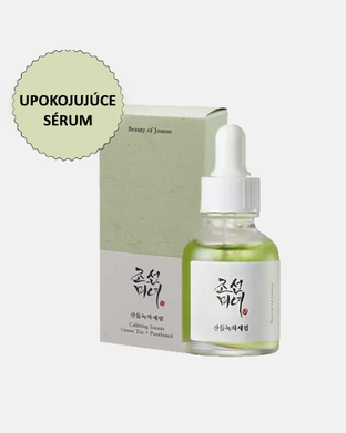 BEAUTY OF JOSEON - Calming serum - Upokojujúce sérum 30 ml