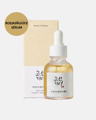 BEAUTY OF JOSEON - Glow serum - Rozjasňujúce sérum 30 ml