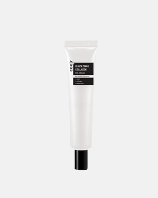 COXIR - Black Snail Collagen Eye Cream - Kolagénový očný krém so slimačím mucínom, 30 ml
