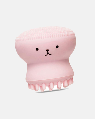 Etude House - Exfoliating Jellyfish Silicon Brush Original - Čistiaca silikónová kefka Original