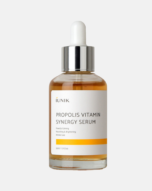 iUNIK - Propolis Synergy Vitamin serum 50 ml - Propolisové sérum s vitamínmi 50 ml